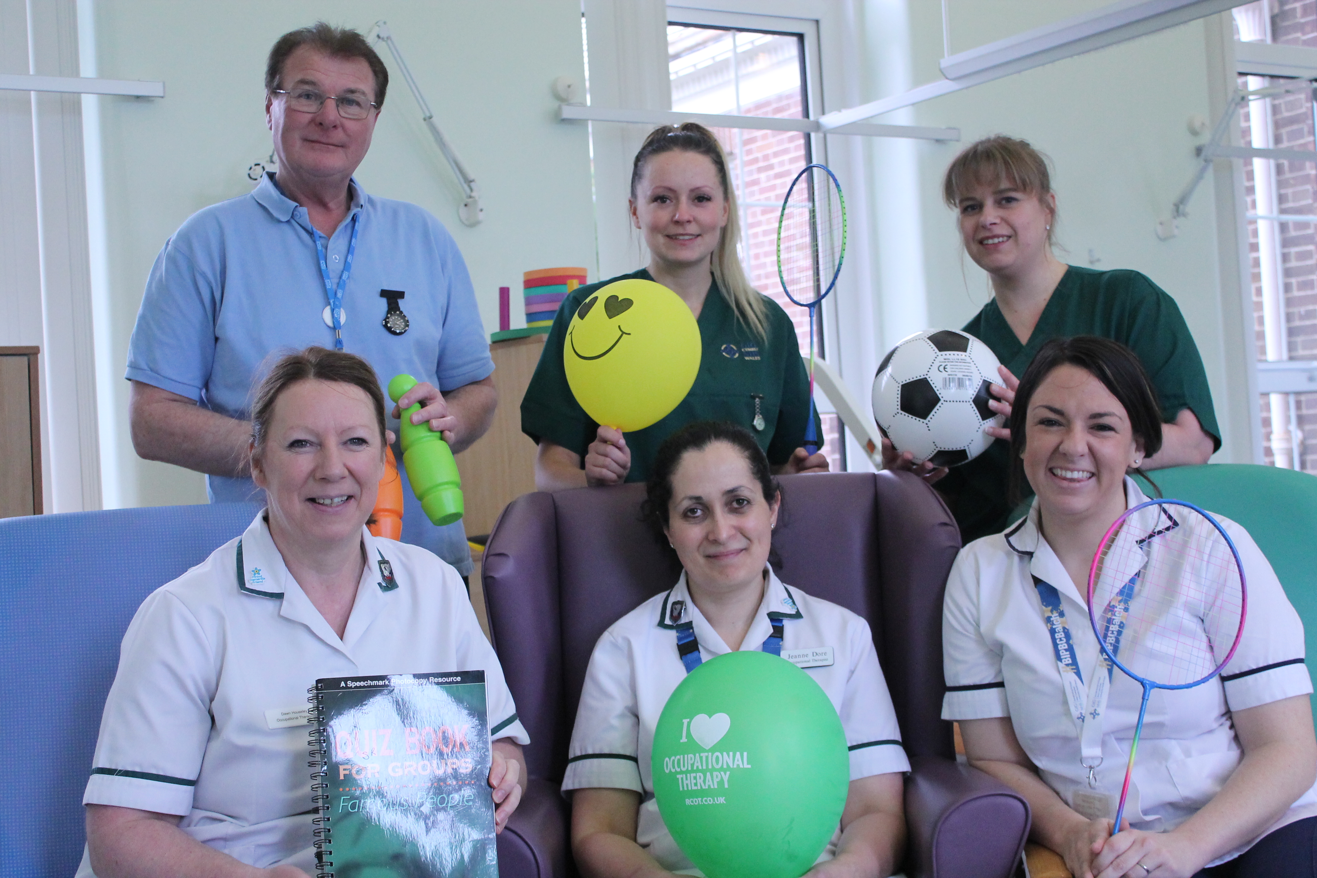 Patients encouraged to get active as part of national health improvement drive