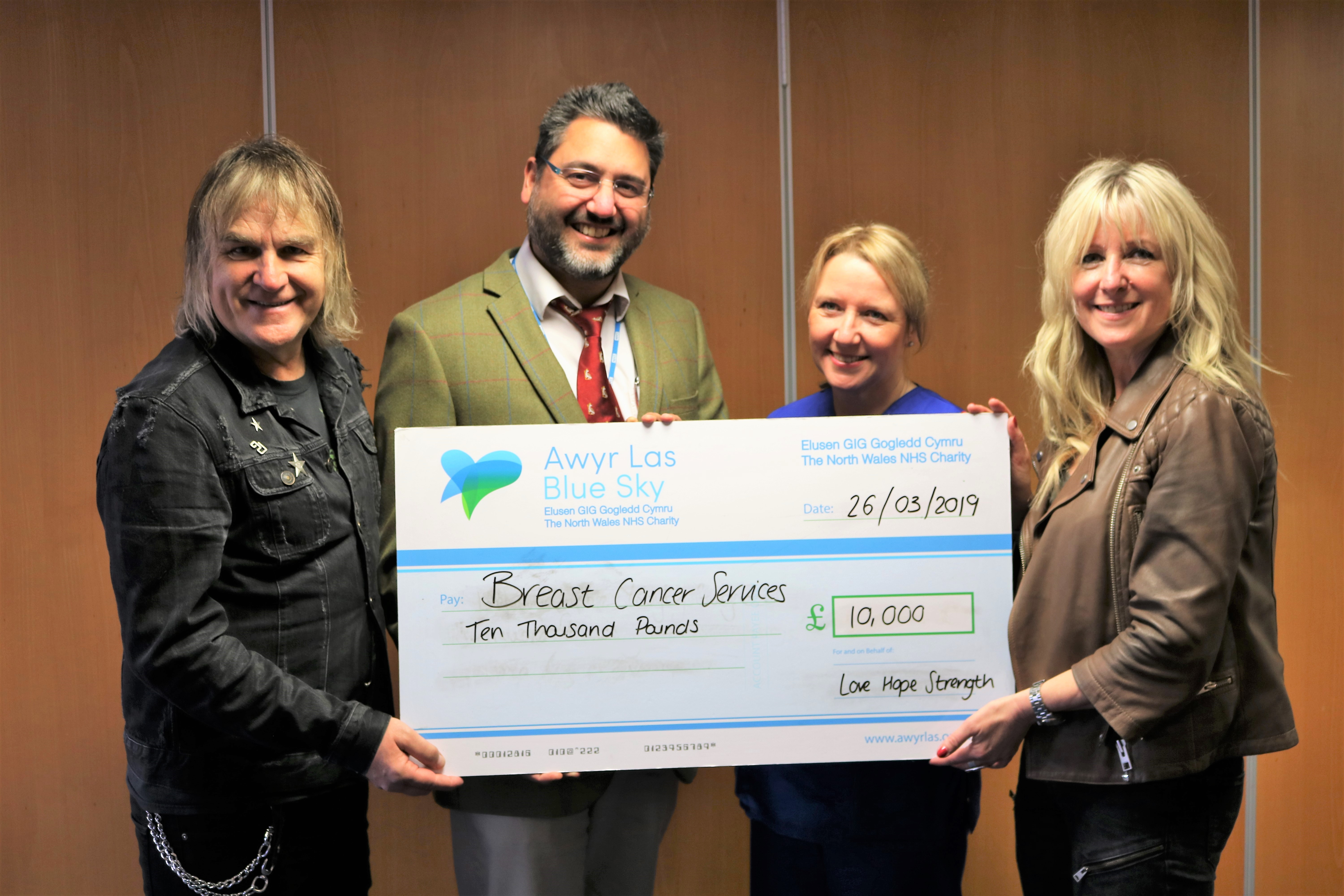 Leeswood Surgery - New | Charity founded by Mike & Jules