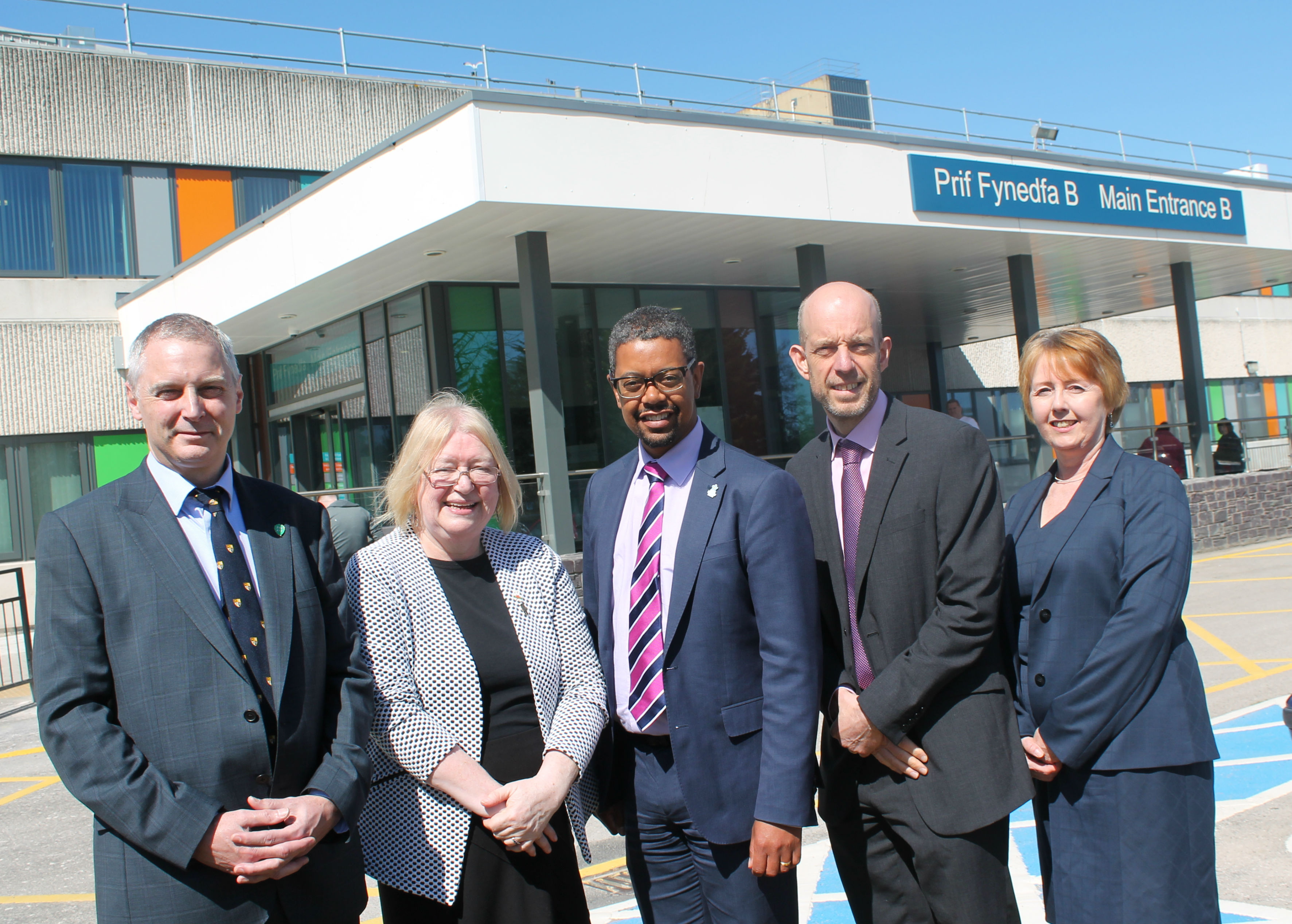 £2.3m for new hybrid theatre for vascular surgery at Glan Clwyd Hospital