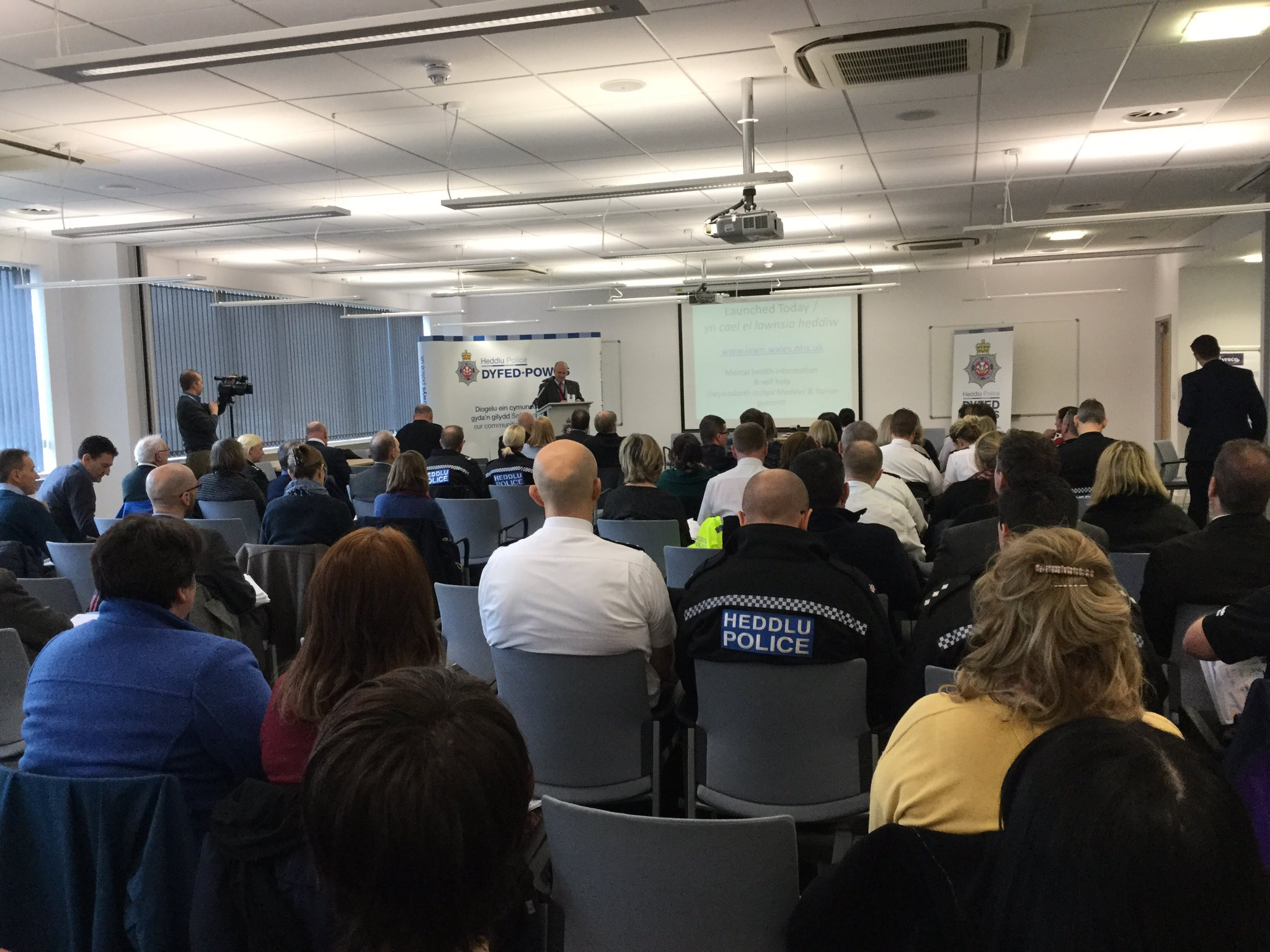03/18 - Image - Police Commissioner Opens Mental Health Conference