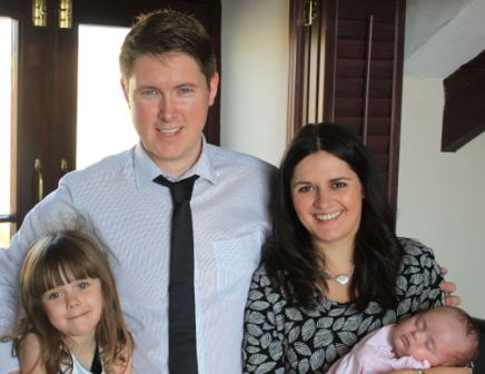 Claire and Family