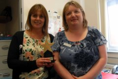 Star Wards Award - Ablett Unit