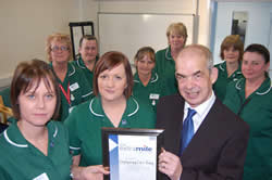 Photograph of Continuing Care Team