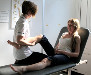 Physical therapy or sexual healing - 1 4