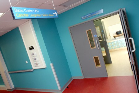 Swansea Bay University Health Board The Welsh Centre For