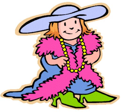 free clipart dress up clothes - photo #23