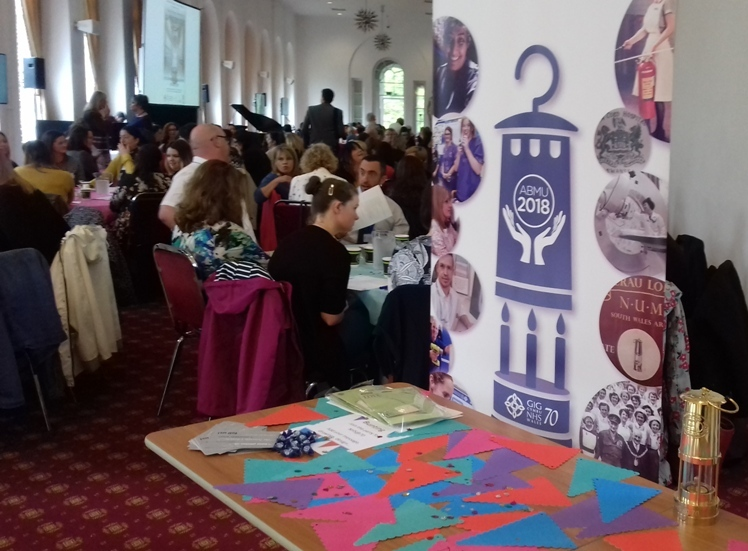Health In Wales Nursing Staff Use Conference To Celebrate Their