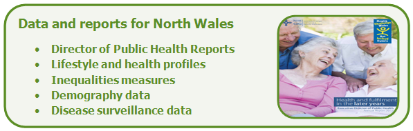North Wales Data and Reports image