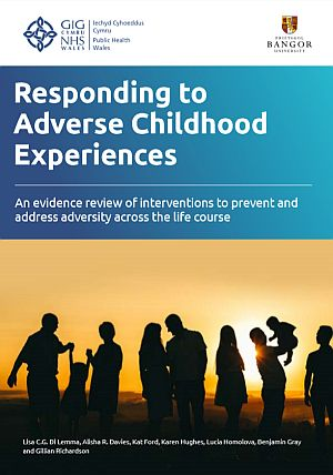 ACEs interventions report cover English