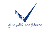 FRSB - give with confidence